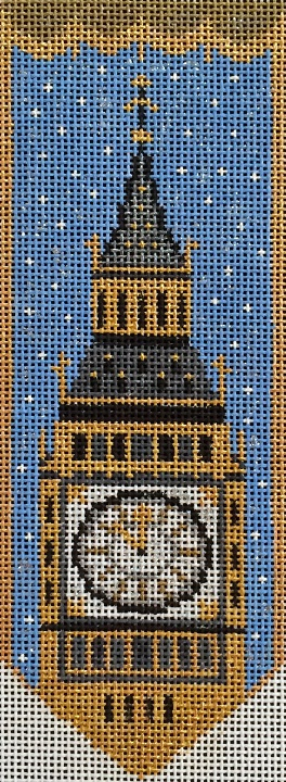 click here to view larger image of Big Ben (hand painted canvases)