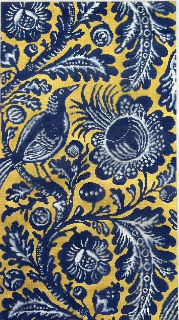 click here to view larger image of Batik Print (hand painted canvases)
