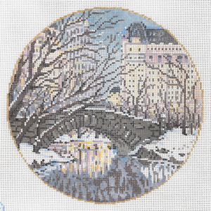 click here to view larger image of Central Park (hand painted canvases)