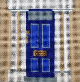 click here to view larger image of Notting Hill (hand painted canvases)