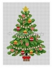click here to view larger image of Ornament Tree (hand painted canvases)