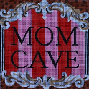 click here to view larger image of Mom Cave (hand painted canvases)