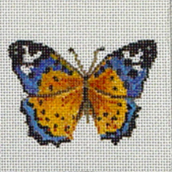 click here to view larger image of Butterfly 301 (hand painted canvases)