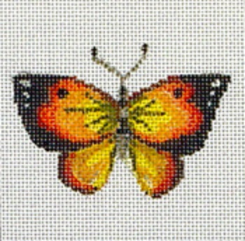 click here to view larger image of Butterfly 7 (hand painted canvases)