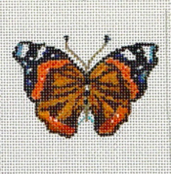 click here to view larger image of Butterfly 10 (hand painted canvases)