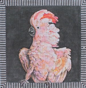 click here to view larger image of Cockatoo (hand painted canvases)