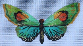 click here to view larger image of Butterfly (hand painted canvases)