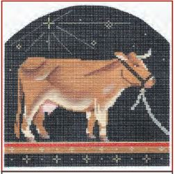 click here to view larger image of Bovine (hand painted canvases)