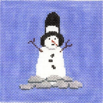 click here to view larger image of Son Of Frosty (hand painted canvases)