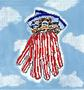 click here to view larger image of Nantucket Gloves (hand painted canvases)