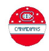 click here to view larger image of Montreal Canadians (hand painted canvases)