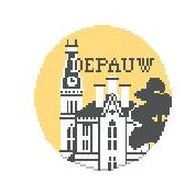 click here to view larger image of Depauw University (hand painted canvases)