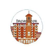 click here to view larger image of Broadmoor (hand painted canvases)
