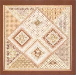 click here to view larger image of Diamond Delight VI (counted canvas work)
