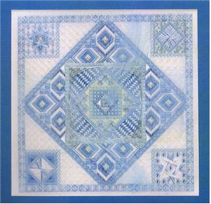 click here to view larger image of Diamond Delight 10 (counted canvas work)
