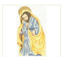 click here to view larger image of Joseph (hand painted canvases)