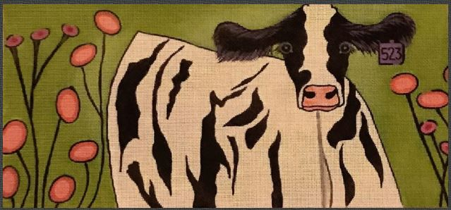 click here to view larger image of Whole Cow - Small (hand painted canvases)
