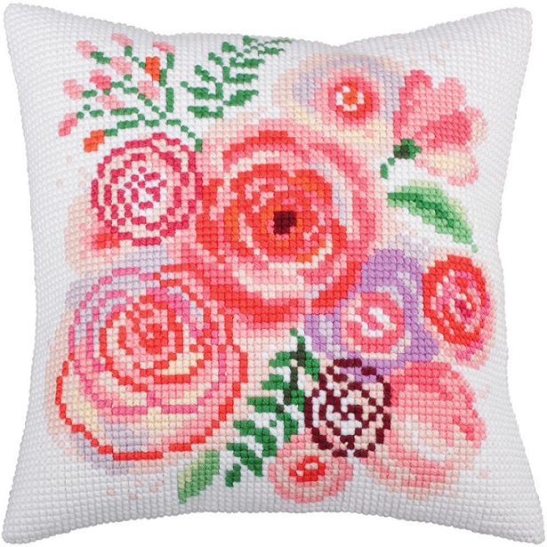 click here to view larger image of Spring Bunch (needlepoint kits)