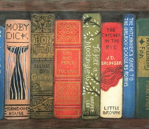 Classics Novels, The hand painted canvases