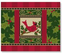 Holiday Cardinal - click here for more details