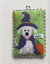 click here to view larger image of Halloween Dog (hand painted canvases)