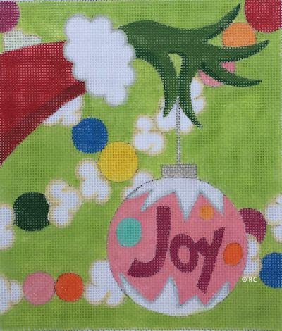 Whos Got The Joy? hand painted canvases