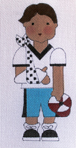 click here to view larger image of ER Boy, Right Arm (hand painted canvases)