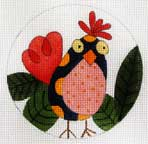 click here to view larger image of Josie Bird (hand painted canvases)