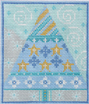 click here to view larger image of Winter Tree (hand painted canvases)