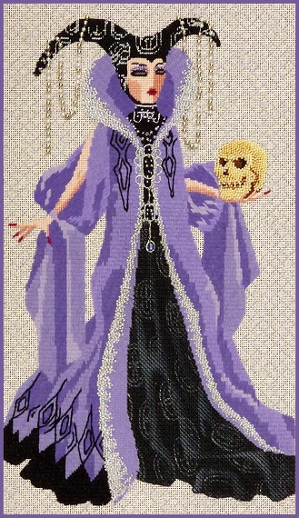 click here to view larger image of Circe Stitch Guide - Witchy Women (accessories)