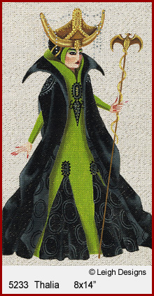 click here to view larger image of Thalia - Witchy Women (hand painted canvases)