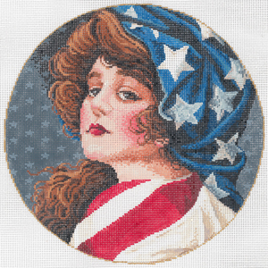 click here to view larger image of Sweet Liberty (hand painted canvases)