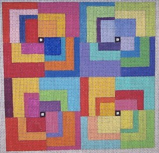 click here to view larger image of Primary Puzzle 2 (hand painted canvases)