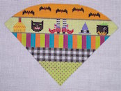 click here to view larger image of Witches Accessory Cone (hand painted canvases)