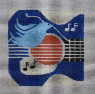 click here to view larger image of Nashville - Travel Coasters (hand painted canvases)