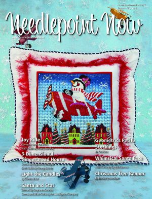 click here to view larger image of Needlepoint Now November/December 2017 (Magazines)