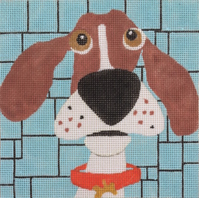 click here to view larger image of Good Dog - 18ct (hand painted canvases)