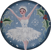 click here to view larger image of Snow Queen (hand painted canvases)