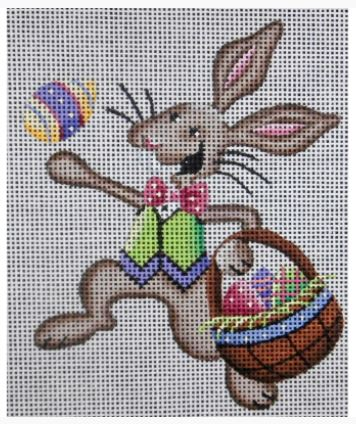 click here to view larger image of Peter Rabbit - 18M (hand painted canvases)